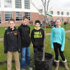 2016 Rockford Middle School Tree Planting