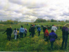 Sparta High School Tree Planting